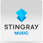 Stingray Music App Icon
