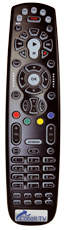 Image of Cobalt TV remote control.