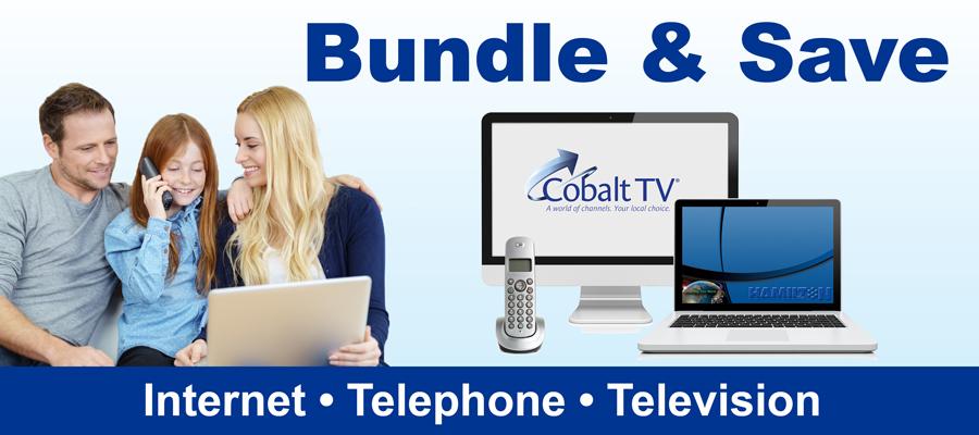 Bundle & Save on Internet • Telephone • Television