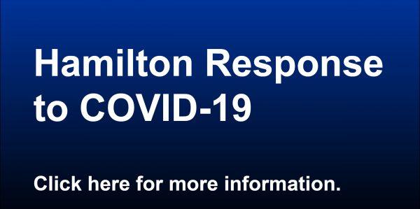 Hamilton COVID-19 Response